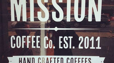 Photo of Coffee Shop Mission Coffee Co. at 11 Price Ave, Columbus, OH 43201, United States