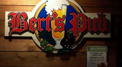 Photo of Bar Bert's Pub at 5110 Tieton Dr, Yakima, WA 98908, United States