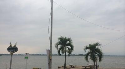 Photo of Lake ถนนริมกว๊าน at Wiang, Thailand