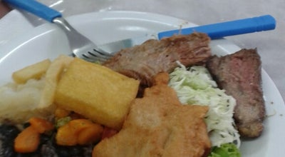 Photo of Brazilian Restaurant Restaurante Bom Tempero at R. Sarmento Leite, 271, Sapiranga 93800-000, Brazil