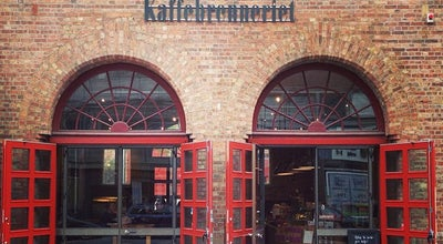 Photo of Coffee Shop Kaffebrenneriet at Grønlandsleiret 32, Oslo 0190, Norway