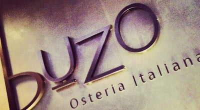 Photo of Italian Restaurant BUZO Osteria Italiano at 6a Warner St., Port of Spain, Trinidad and Tobago