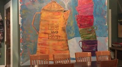 Photo of Coffee Shop Leaf and Bean at 22 W Court Sq, Newnan, GA 30263, United States