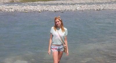 Photo of Beach р. Псезуапсе at город Сочи, Russia