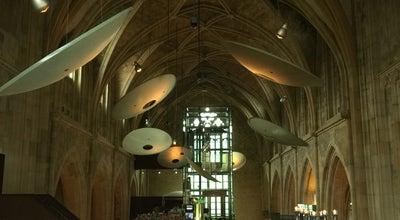 Photo of French Restaurant Kruisherenrestaurant at Kruisherengang 19-23, Maastricht 6211 NW, Netherlands