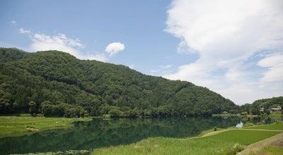 Photo of Lake 中綱湖 at 大字平, 大町市, Japan