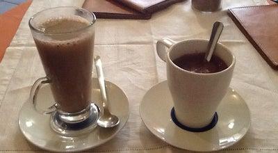 Photo of Cafe Želví doupě at Ostruhová 58, Mělník 276 01, Czech Republic