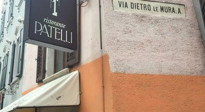 Photo of Italian Restaurant Ristorante Patelli at Via Dietro Le Mura A 1/5, Trent 38122, Italy