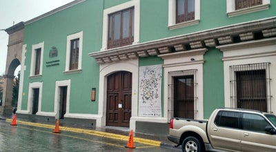 Photo of Art Museum Recinto del Patrimonio Cultural Universitario de la UA de C at Miguel Hidalgo, Saltilll 25000, Mexico