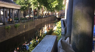 Photo of French Restaurant Restaurant Brunel at Hoge Gouwe 23, Gouda 2801, Netherlands