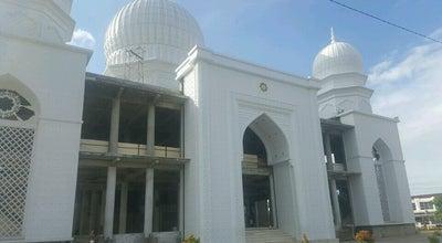 Photo of Mosque Masjid Baitus Shalihin at Jl. T. Iskandar, Ulee Kareng, Banda Aceh 23117, Indonesia