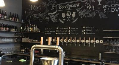 Photo of Bar Beer Lovers' Café at Rue De La Violette, 9, Liège 4000, Belgium