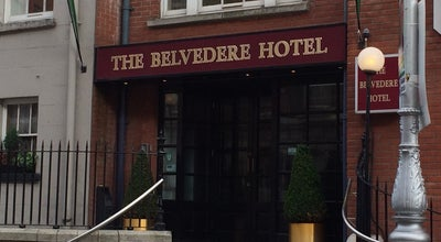 Photo of Hotel Belvedere Hotel at Great Denmark St, Dublin 1, Ireland