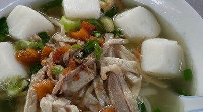 Photo of Food Truck Pulau Tikus Wetmarket Ah Liang Duck Meat Koay Teow Th'ng at George Town, Malaysia