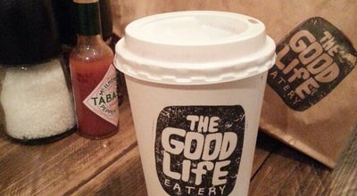 Photo of Cafe Good Life Eatery at 59 Sloane Ave, London SW3 3DH, United Kingdom