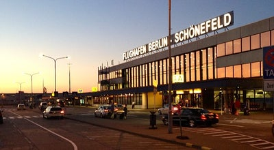 Photo of Airport Berlin-Schönefeld Airport at Flughafen 1, Berlin 12529, Germany