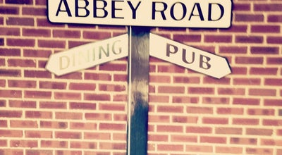 Photo of Burger Joint Abbey Road Tavern & Grill at 1195 W Chatham St, Cary, NC 27513, United States