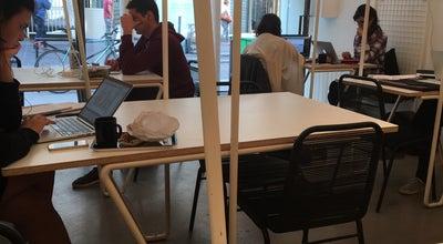 Photo of Coworking Space Coworkshop at 29 Rue Des Vinaigriers, Paris 75010, France