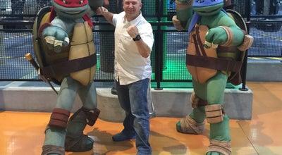 Photo of Theme Park Teenage Mutant Ninja Turtles Shell Shock Ride at Northwest Court, Bloomington, MN 55425, United States