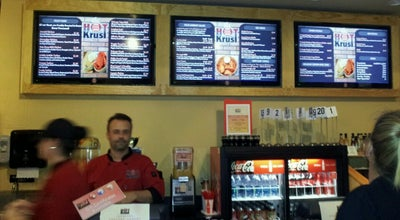 Photo of Sandwich Place Hot Krust Panini Kitchen at 8015 Turkey Lake Rd #200, Orlando, FL 32819, United States