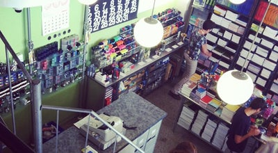 Photo of Paper / Office Supplies Store Papeterie Nota Bene at 3416 Ave. Du Parc, Montréal, QC H2X 2H5, Canada