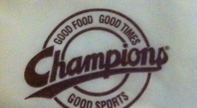 Photo of American Restaurant Champions Sports Bar at Amman Marriott Hotel, Shmeissani,, Amman, Jordan