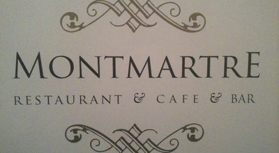 Photo of French Restaurant Montmartre Restaurant & Cafe & Bar at Amiryan 4/6, Yerevan 0010, Armenia