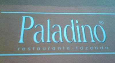 Photo of Brazilian Restaurant Restaurante Paladino at Av. Gildo Macedo Lacerda, 300, Belo Horizonte 31370-430, Brazil