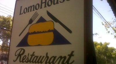 Photo of Diner Lomo House at Manuel Rodríguez, Los Andes, Chile