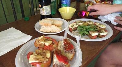 Photo of Sandwich Place PanDivino at Via Del Paradiso, 39, Roma 00186, Italy