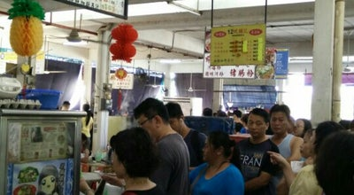 Photo of Breakfast Spot Kampar Pasar Famous Morning Chao Fun (Char Kuey Teow - Stall 32) at Malaysia