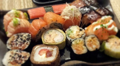 Photo of Japanese Restaurant Hai Sushi Lounge Bar at R. Gomes Portinho, 730, Novo Hamburgo 93510-360, Brazil