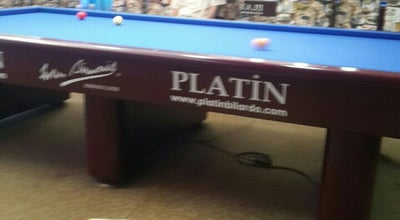Photo of Pool Hall Akademi bilardo at Turkey