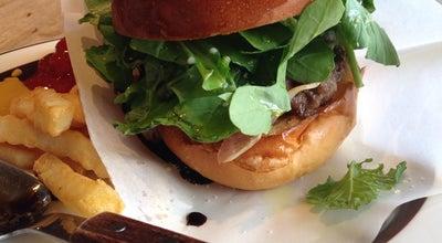 Photo of Burger Joint TIN'z Burger Market at 本町117, 高崎市 370-0813, Japan