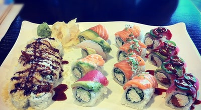 Photo of Sushi Restaurant Sushiya at 1268 Auto Park Way, Escondido, CA 92029, United States
