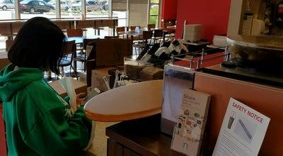Photo of Coffee Shop Starbucks @ Target at 1265 Sgt Jon Stiles Dr Lucent Blvd., Littleton, CO 80129, United States