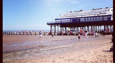 Photo of Beach Cleethorpes Beach at N Promenade, Cleethorpes DN3 5 8, United Kingdom