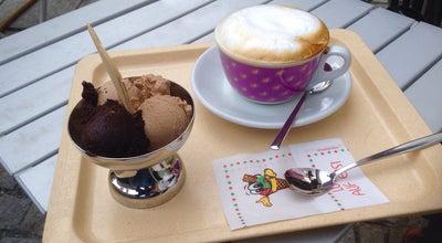 Photo of Ice Cream Shop Eiscafe Venezia at Altstadt 36, Hof 95028, Germany