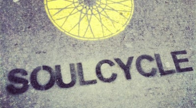 Photo of Cycle Studio SoulCycle NoHo at 384 Lafayette St, New York, NY 10003, United States