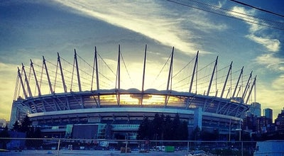 Photo of Stadium BC Place at 777 Pacific Blvd., Vancouver, BC V6B 4Y8, Canada