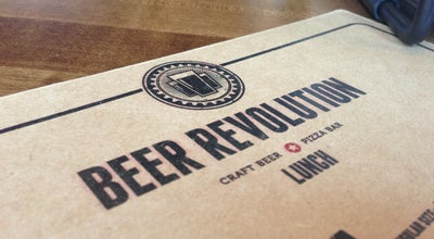 Photo of Gastropub Beer Revolution Craft Beer and Pizza Bar at 11736 104 Ave, Edmonton, Ab T5K 2T7, Canada