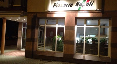 Photo of Pizza Place Steh-Pizzeria Napoli at Reineckerstr. 40, Chemnitz 09126, Germany