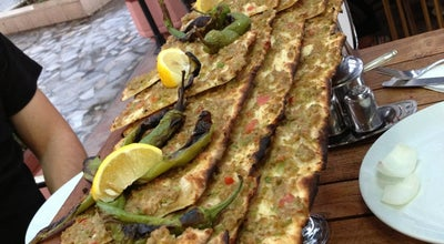 Photo of Turkish Restaurant Konyalılar Etli Ekmek at Şemsettin Günaltay Cd. No:150/g Kazasker, Kadıköy 34744, Turkey
