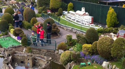 Photo of Theme Park Bekonscot Model Village at Warwick Rd, Beaconsfield HP9 2PL, United Kingdom