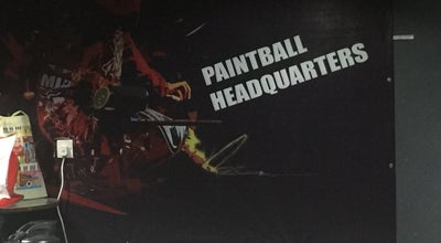 Photo of Paintball Field Paintball Headquarters at Kowloon Bay, Hong Kong