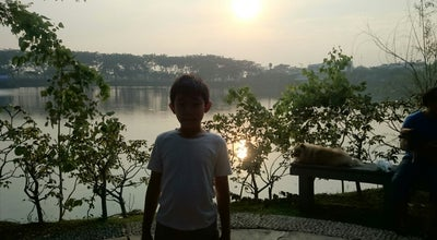 Photo of Lake Danau Citra Garden 6 at Indonesia