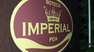 Photo of Dive Bar Boteco Imperial at R. Santana, 375, Porto Alegre 90040-373, Brazil