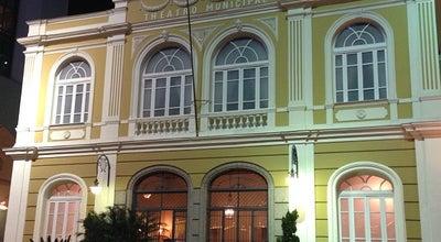 Photo of Theater Teatro Municipal de Niterói at R. Quinze De Novembro, 35, Niterói 24020-125, Brazil
