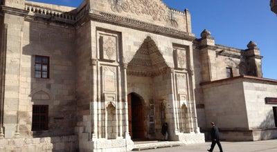 Photo of Mosque Ulu Cami at Hacı Hasanlı Mh. Kalealtı Cd., Aksaray 68100, Turkey