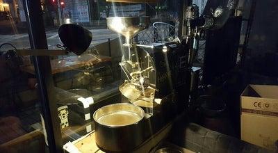 Photo of Coffee Shop Cafe Harrar at 내손동 반도프라자 104호, 의왕시, South Korea
